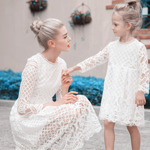 "Mommy And Me Dress ""Princess"""