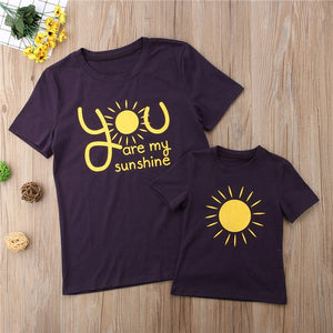 "Mother & Son T-Shirt ""Sunshine"""