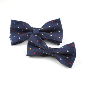"Set Of Bowties Father+Son ""Festive"""