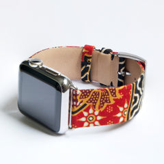 batik apple watch band