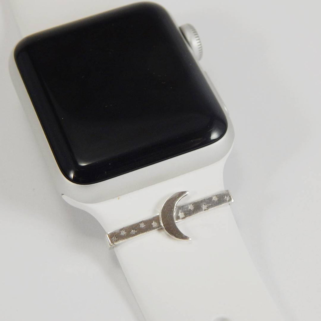 Crescent Moon Apple Watch Charm