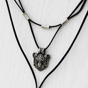 Lioness Tiered Necklace