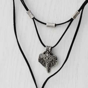 Elephant Tiered Necklace