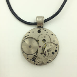 Watch Mechanism Big Necklace