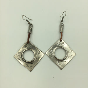 Aura of the Earth Earrings