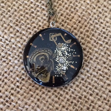 Skeleton Music Steampunk Necklace