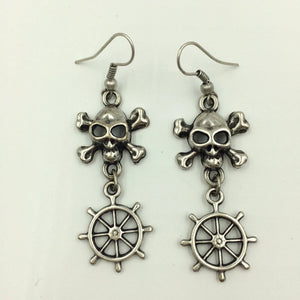 Treasure Island Earrings