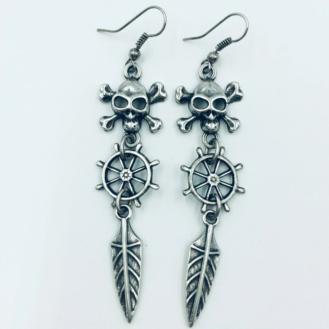 Pirate's Booty Earrings