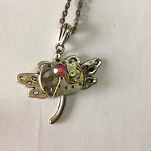 Steampunk Little Mechanical Dragonfly