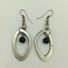 Drop of Agate Earrings