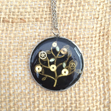 Tree Of Life Steampunk Necklace