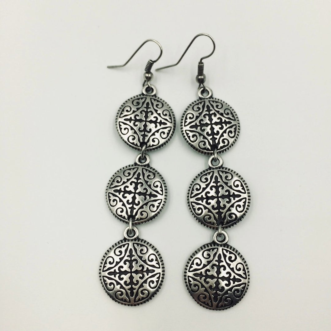 Ademi Trio Earrings