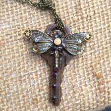 Key Steampunk Necklace