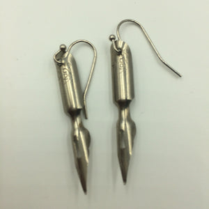 Nibs Steampunk Earrings