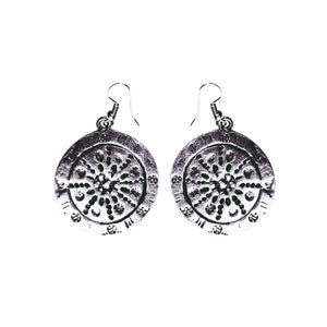 Scythian Calendar Earrings