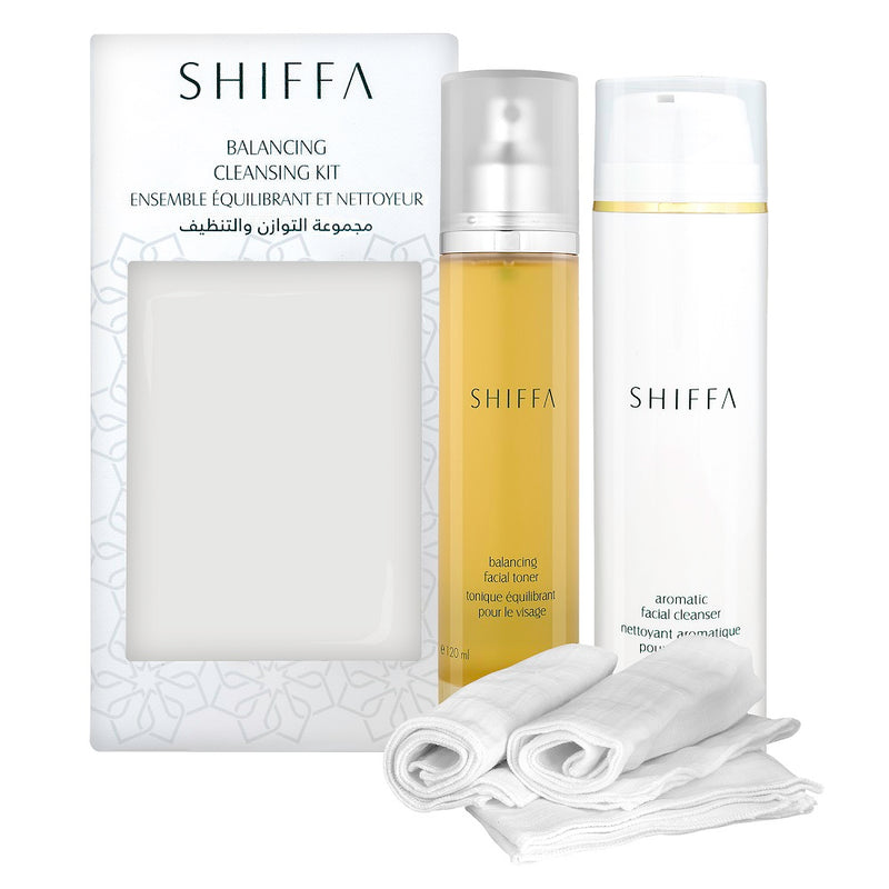 Balancing Cleansing Kit-SHIFFA