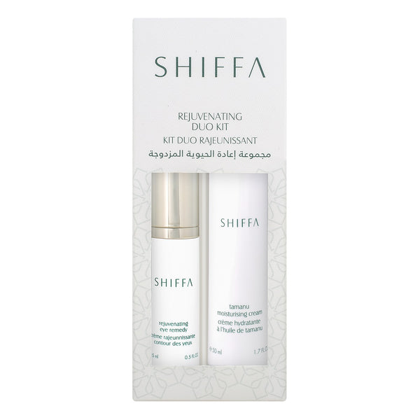 Rejuvenating Duo Kit-SHIFFA
