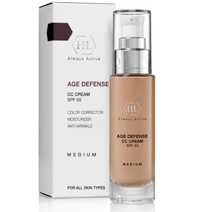AGE DEFENSE SPF50 MEDIUM
