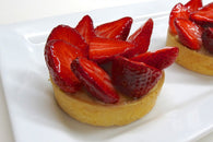 Box of 6 Individual Strawberry Tarts