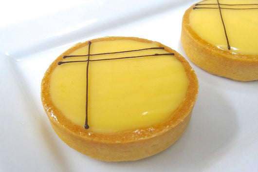Box of 6 Individual Lemon Lime Tart