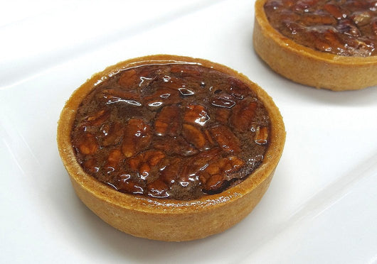 Box of 6 Individual Chocolate Pecan Tarts