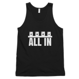 ALL IN - Classic Tank (Unisex)