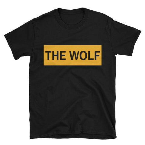 THE WOLF - Short-Sleeve Unisex T-Shirt