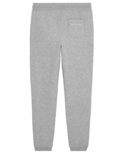 FF SOFTPANTS - HEATHER GRAY + WHITE