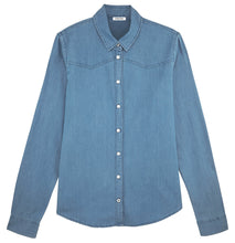 """DENIM SHIRT"" 