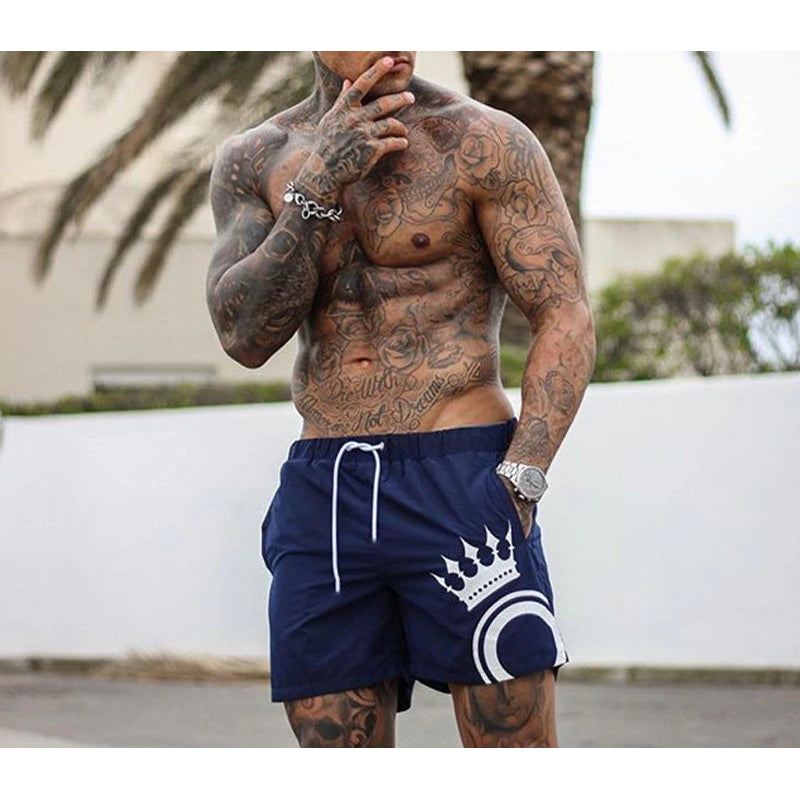 Rocco Gym Shorts