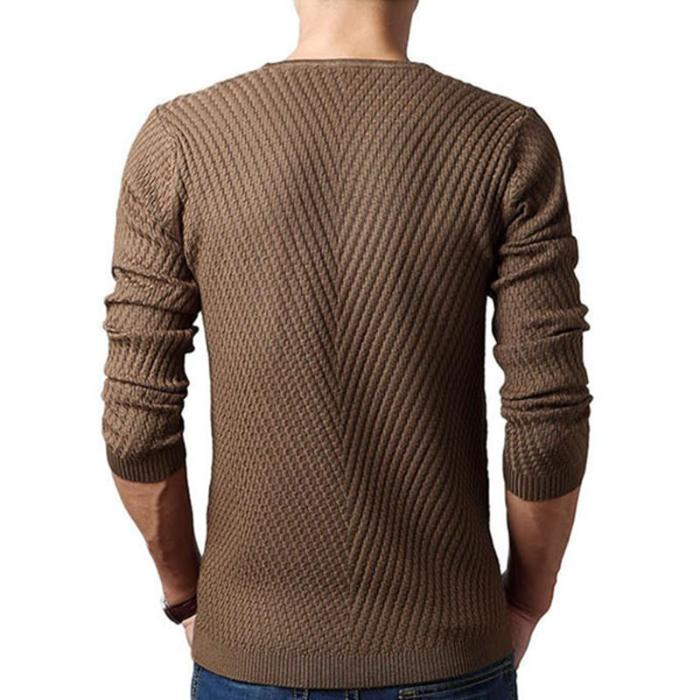 Lucio V-Neck Sweater