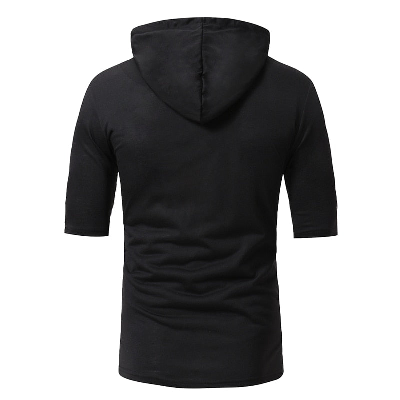 Easton Hooded T-Shirt