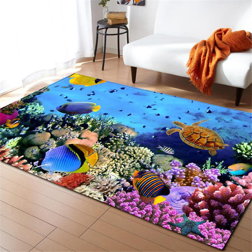 Coral Reef Carpet