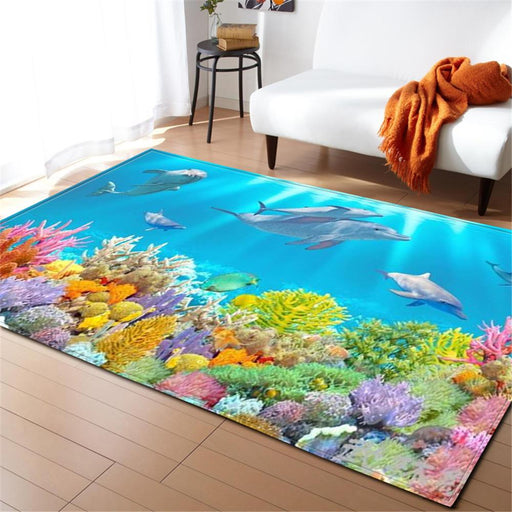Dolphin Reef Carpet
