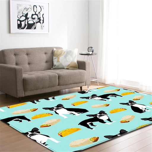 Hungry Dog Carpet