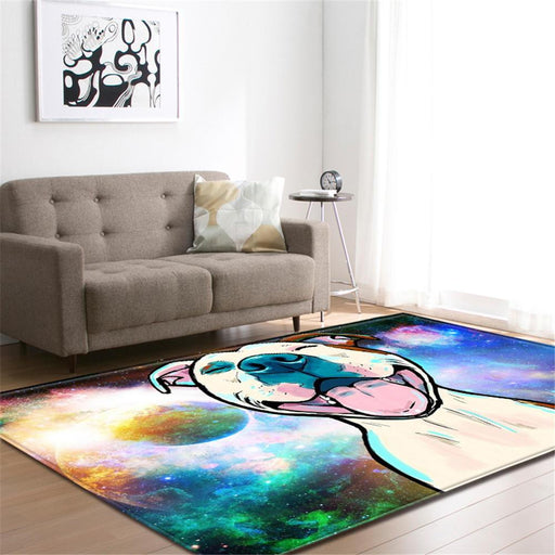 Galaxy Dog Carpet