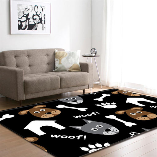 Woof! Carpet