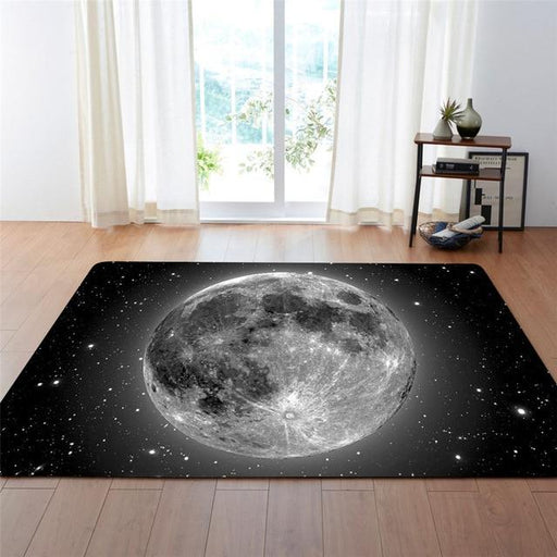 Gray Moon Carpet