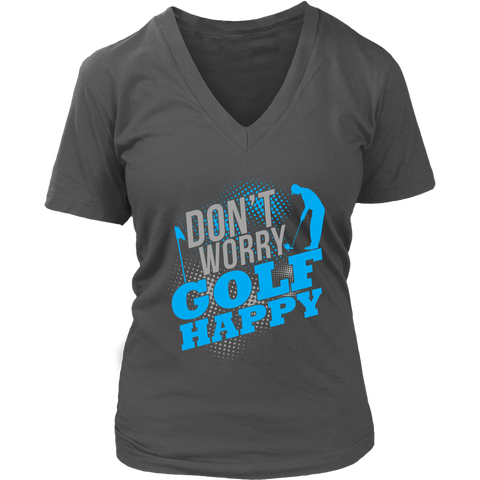 Don't Worry Golf Happy