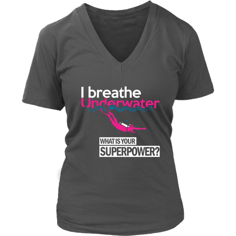 Image of I Breathe Underwater What's your Superpower?