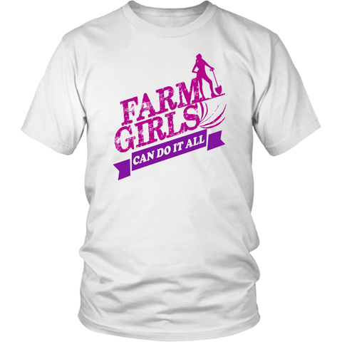 Image of Farm Girls Can Do It All