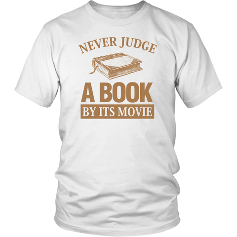 Image of Never Judge A Book By Its Cover