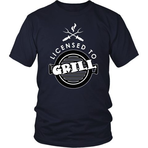 Image of Licensed To Grill