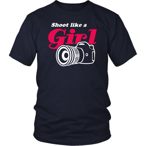 Image of Shoot Like A Girl