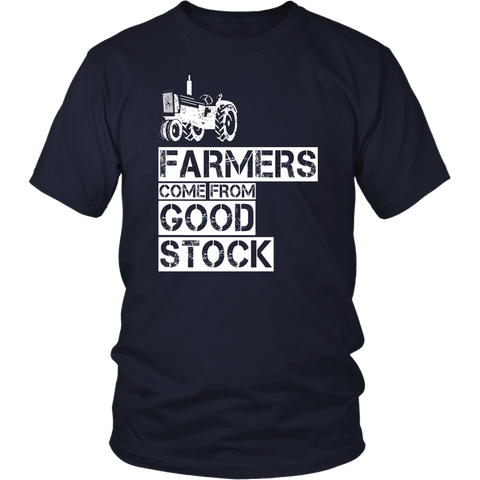 Image of Farmers Come From Good Stock