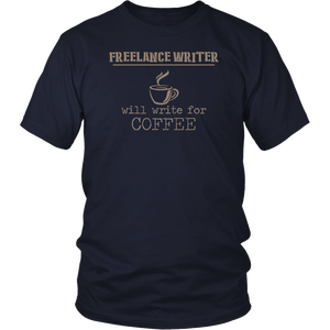 Freelance Writer Will Write For Coffee