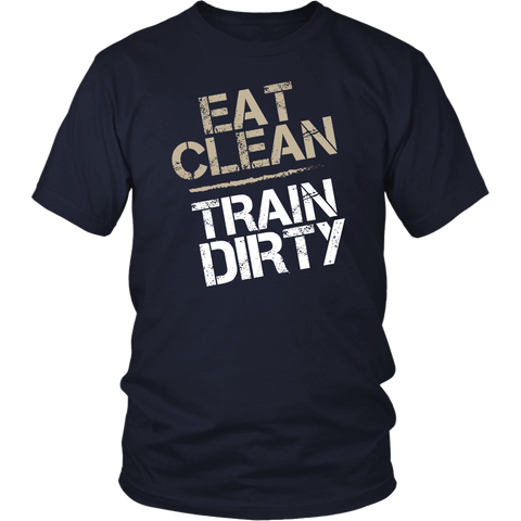 Image of Eat Clean Train Dirty
