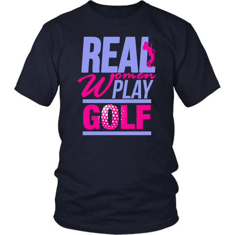 Image of Real Women Play Golf