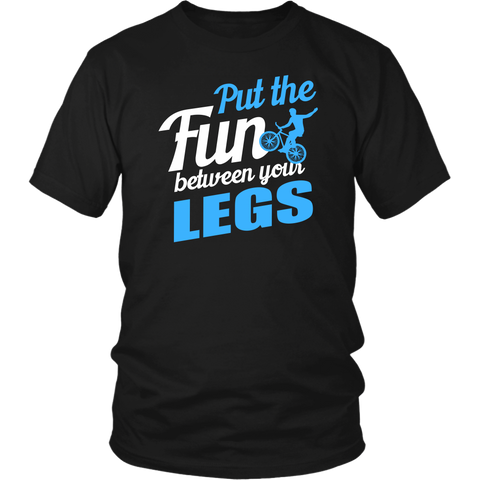 Image of Put The Fun Between Your Legs