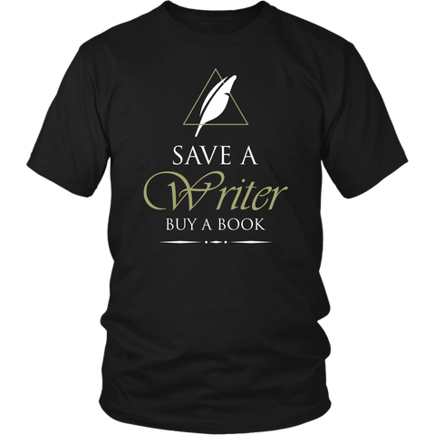 Save a Writer Buy A Book
